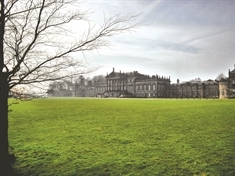 VIDEO: Is this a ghost spotted on camera at Wentworth Woodhouse?