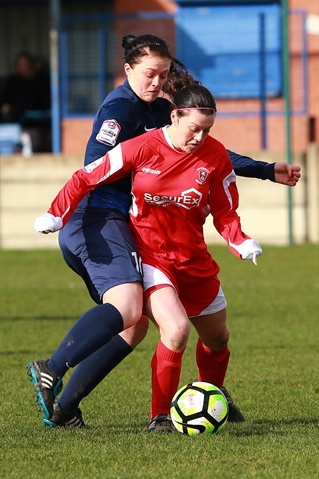 Rotherham United Ladies chase survival points