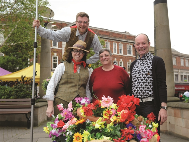 PHOTO GALLERY: Green-fingered fun at Rotherham gardeners' fair
