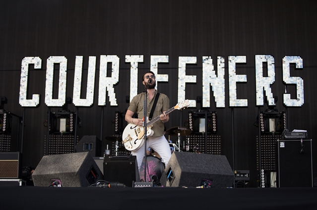 Courteeners announce South Yorkshire warm up gig