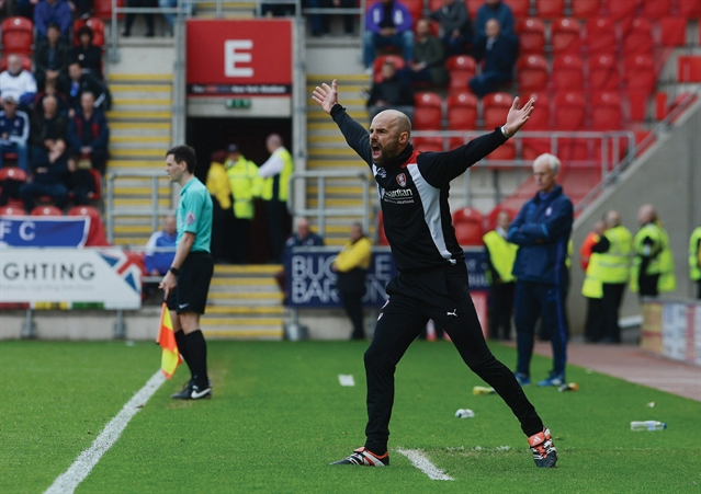 MATCHDAY: Rotherham United ready for Rams' charge