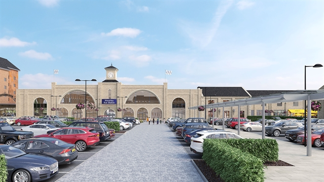 700 jobs will be created by £50 million Waverley leisure and retail project, plans reveal