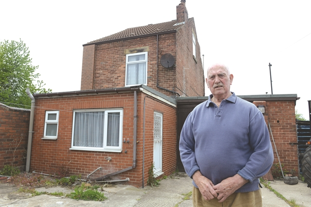 'I want £1 million to move out of my house'