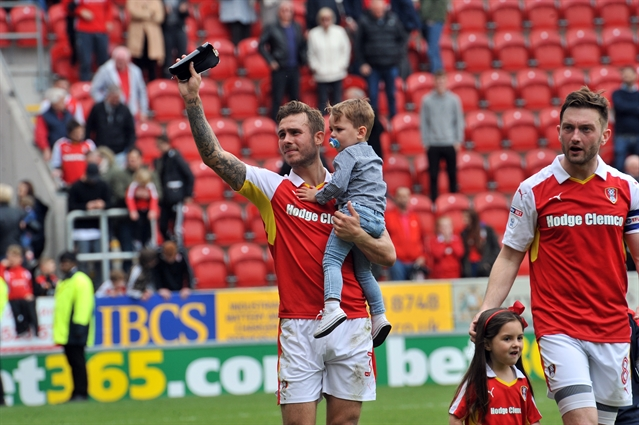 Rotherham United release retained list