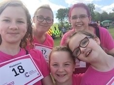 PHOTO GALLERY: Thousands join in Race for Life and Pretty Muddy