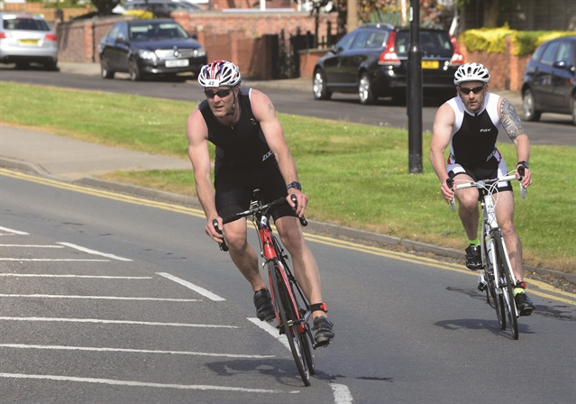 PHOTO GALLERY: Dozens compete in first-ever Maltby Triathlon