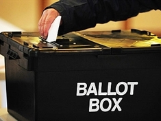 Are you registered to vote in the General Election?