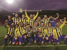 PHOTO GALLERY: Late drama as Westville retain Rotherham Charity Cup