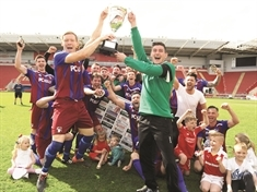 PHOTO GALLERY: Joker march to victory in Brian Beeley Cup final