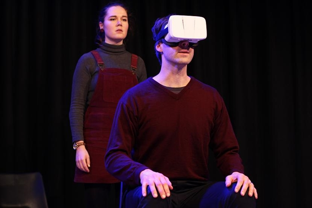 THEATRE REVIEW: Rehearsed reading - Medusa
