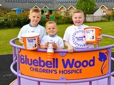 Have fun and raise cash for Bluebell Wood