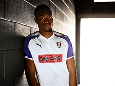 New away kit revealed by Millers