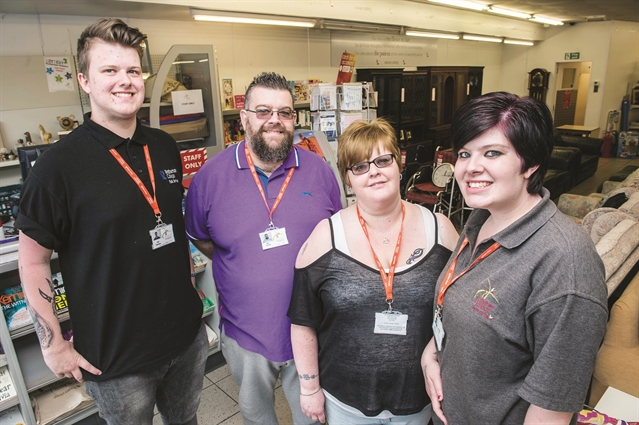 All Rhodes lead to Rotherham Hospice