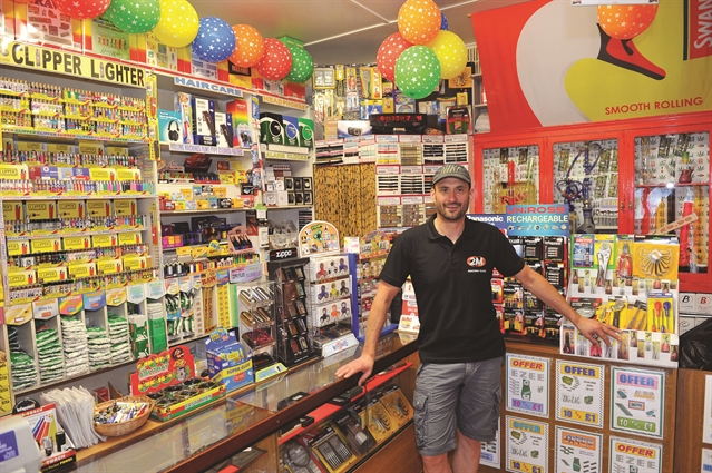 Town centre trader celebrates 30 years in Rotherham