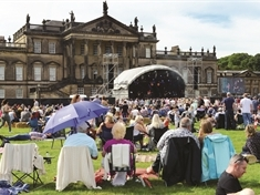 PHOTO GALLERY: Stately home basks in sunshine for first-ever festival