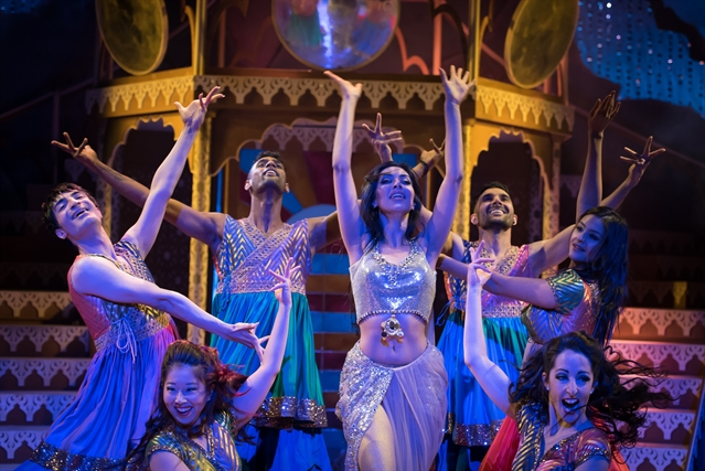 THEATRE REVIEW: Bring On The Bollywood