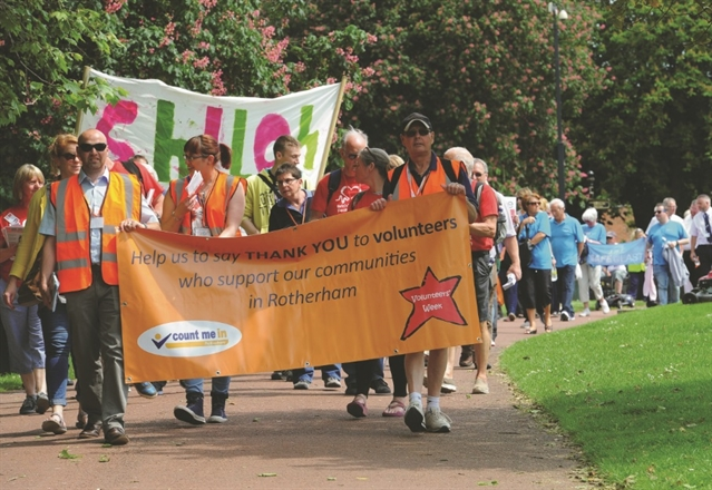 Police all set for today's Big Walk in Rotherham