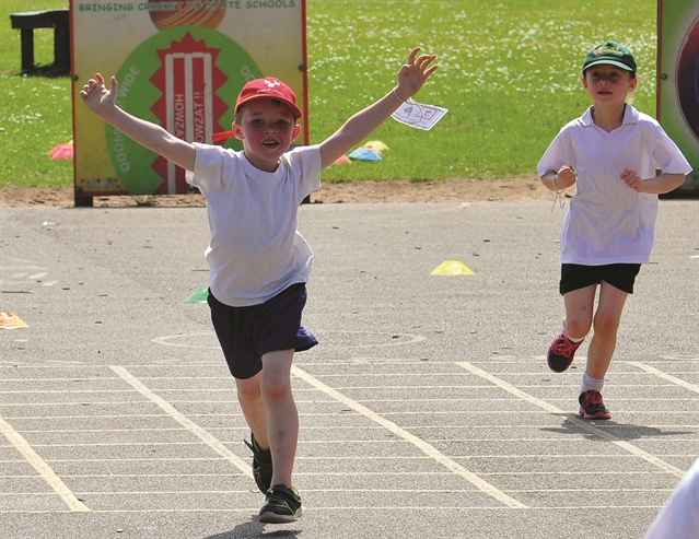 PHOTO GALLERY: Anston youngsters complete duathlon