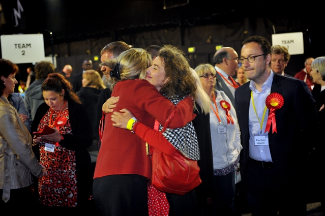 Labour clean sweep of Rotherham seats in general election