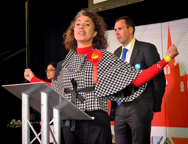 VIDEO: Victory speeches from three Rotherham Labour MPs