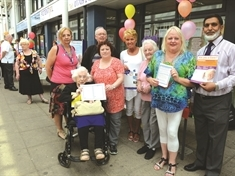 Celebrate carers at Rotherham event