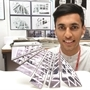 Talented Sohail in line for top art prize