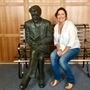 MP Ed set to launch statue to poet Ted