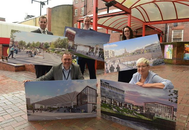 Cinema and hotel at heart of £150 million plan to revitalise Rotherham town centre