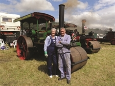 PHOTO GALLERY: Full steam ahead at vintage rally
