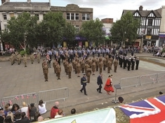 PHOTO GALLERY: Rotherham celebrates Armed Forces Day