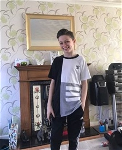 Dancer Lewis (13) picked to perform with Justin Bieber