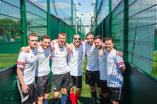 Football tournament raises more than £10,000 in memory of Andrew