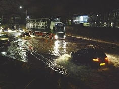 Flood warning for Rotherham as thunderstorms forecast