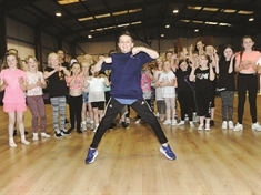 'UnBeliebable' day for dancer Lewis