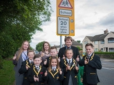 More 20mph zones to be installed outside schools
