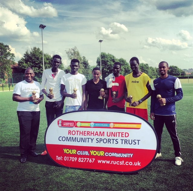 Football tournament to welcome refugees