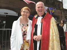 Retirement will be bliss for vicar of Rotherham