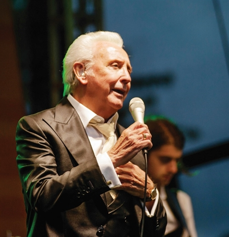 PHOTO GALLERY: Crowds flock to see Tony Christie at Conisbrough Music Festival
