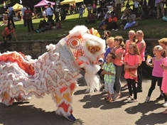 PHOTO GALLERY: Asian-inspired community event brings music and fun to town