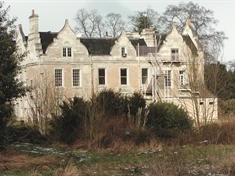 Neglected 16th century stately-home to be renovated