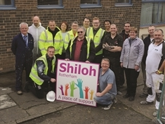 Charity for homeless opens doors to its new base
