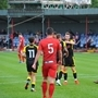 Match reports from friendlies at Alfreton and Gainsborough