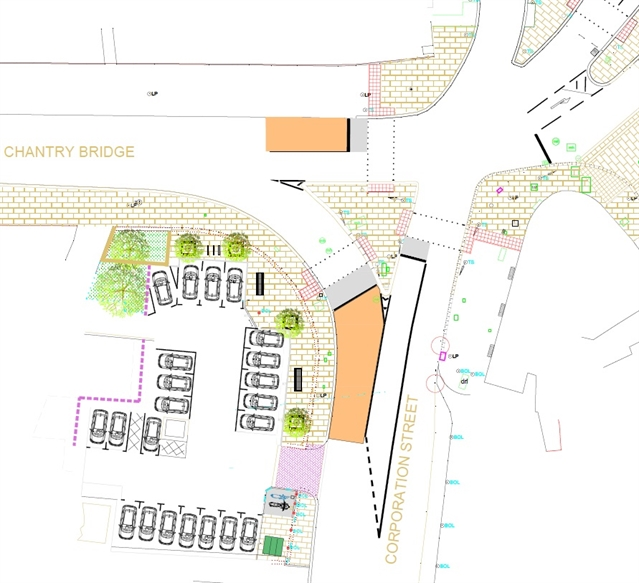 Plan to revamp busy Rotherham town centre street