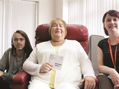 Hospice patients can relax thanks to students' CDs