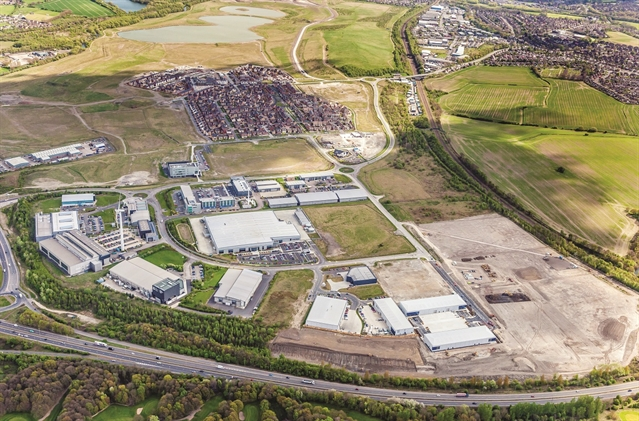 McLaren signs 20-year Advanced Manufacturing Park deal