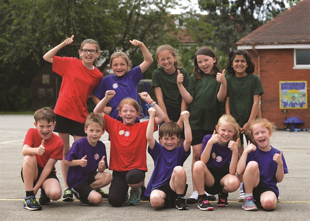 PHOTO GALLERY: Children on their marks for school sports days