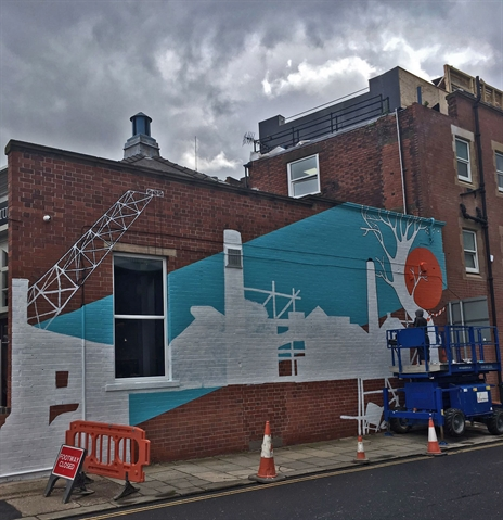 Rotherham landmarks to adorn walls of town centre bar
