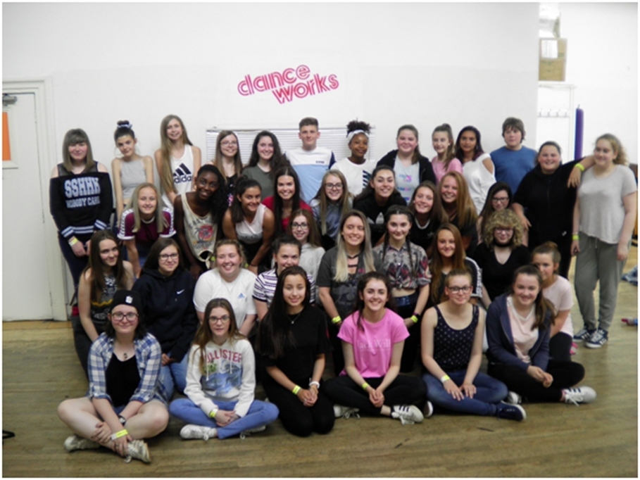 Wath youngsters excperience drama behind one of country's most famous theatre schools