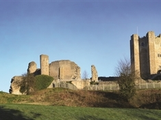Free children's event at Conisbrough Castle