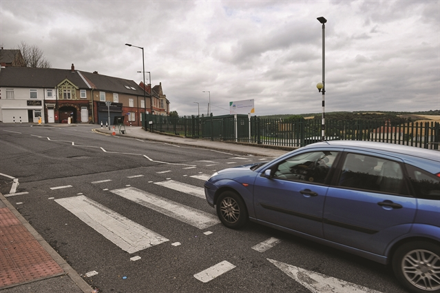 20mph zone outside school 'is a start but not enough'